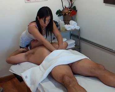 Negotiate sex at massage parlor