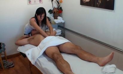 How Chinese Massage Parlor Happy Endings Work