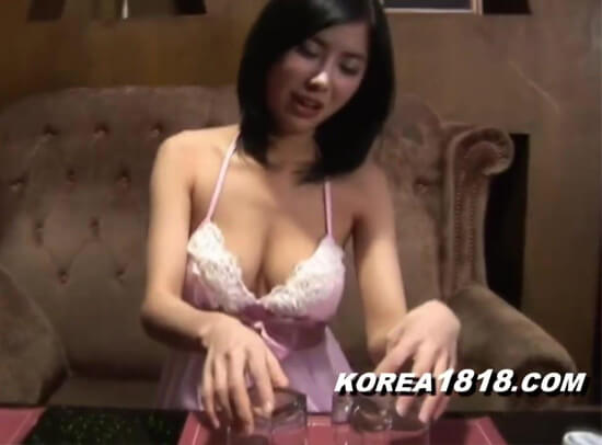 Korean massage lingerie