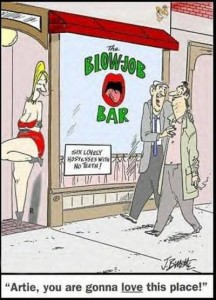 blowjob bar comic