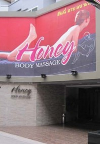 Honey Body Massage in Soi 11 in Pattaya Thailand