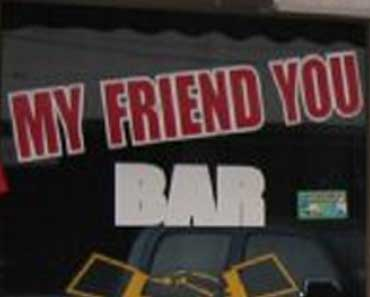 Review of My Friend You bar in Pattaya