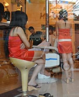Saigon sex tourism