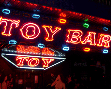 Toy Bar Bangkok