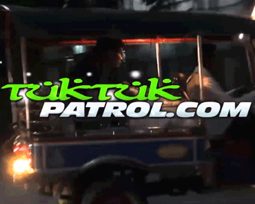 Tuk Tuk patrol interview