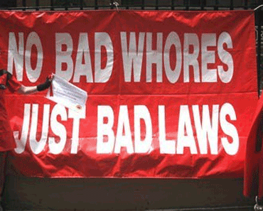 No bad whores