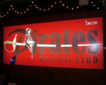 Review of Pirate Blowjob bar in Pattaya