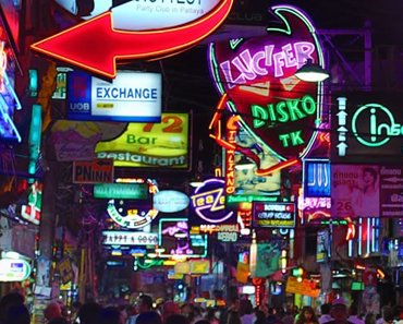 Go go bar raids in Pattaya