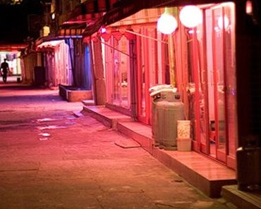 Review of Cheonho red light district in Seoul
