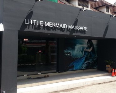 Review of Little Mermaid massage in Chiang Mai