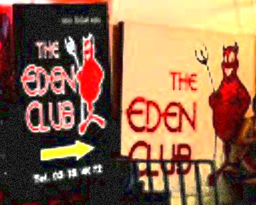 The Eden Club closed