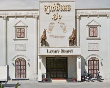 Lucky Eight massage phnom penh
