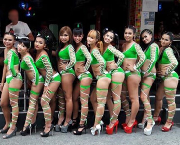 Lisa Bar Soi 6 Pattaya