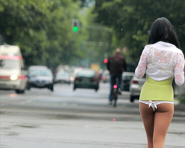 Prostitute in Berlin